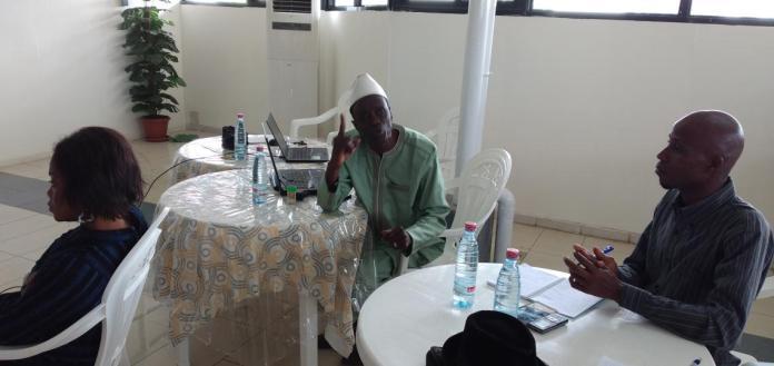 Mohamed Condé, Secrétaire général du Ministère de la communication