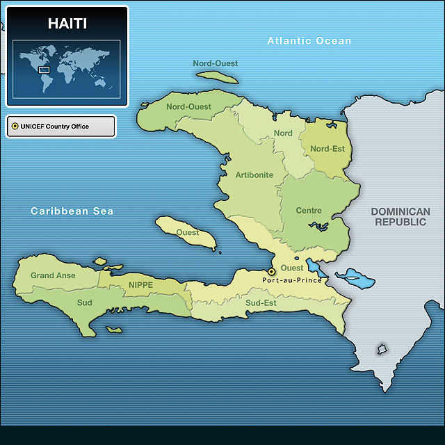 UNICEF  Humanitarian Action Report 2010  Haiti