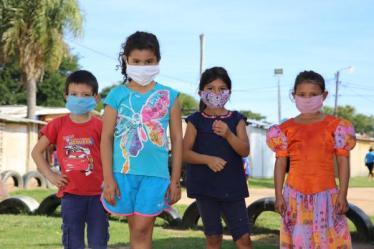 Encuestas de percepción sobre la COVID-19 en Paraguay | UNICEF