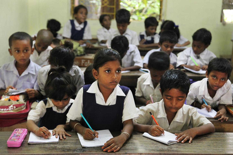 India Gender Education