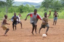 World Cup Simple Joy Of Soccer Ball Unicef Usa