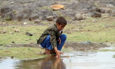 Image result for yemen water crisis