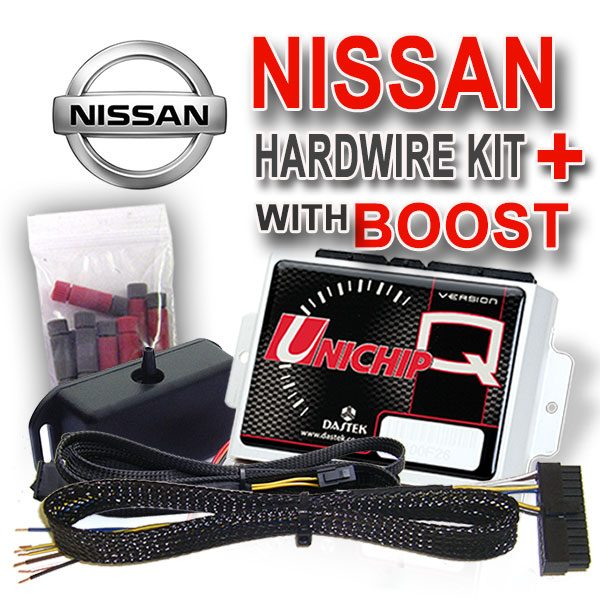 Q hardwire kit nissan wboost unichip wholesale the perfect kit for starting turbo and supercharger development asfbconference2016 Images