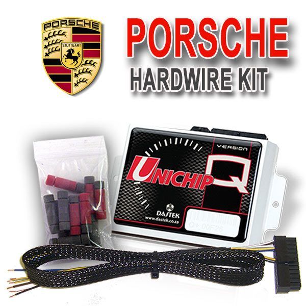 Q hardwire kit porsche unichip wholesale hardwire kit for your latest tuning project asfbconference2016 Choice Image