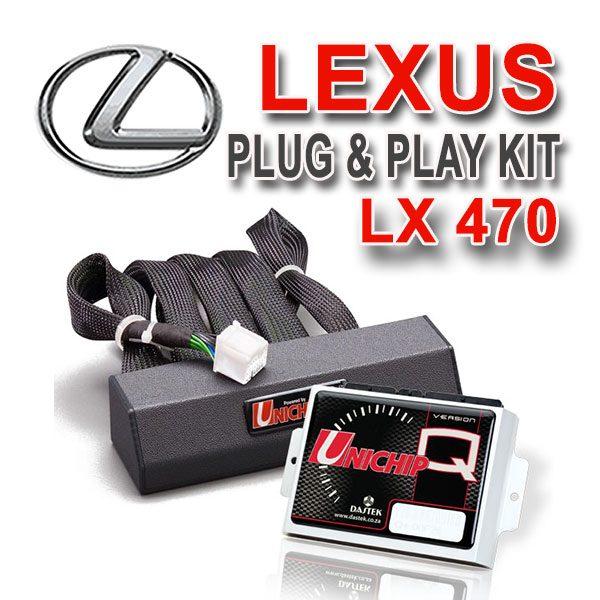 Lexus Extended Warranty: '03-'04 Lexus LX470