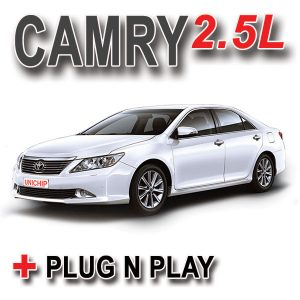Toyota Camry 2.5 Liter Unichip plug and play