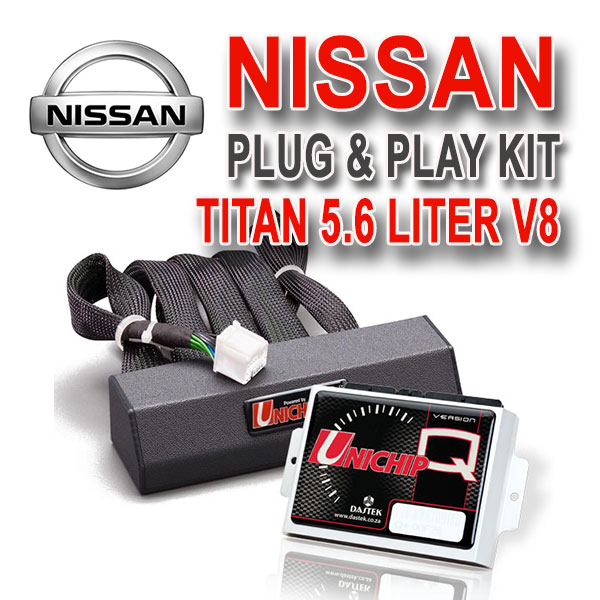Vw Wiring Harness Plug 04 09 Nissan Titan 5 6l Unichip Wholesale