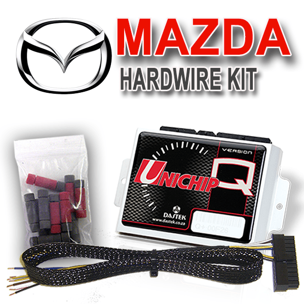 Awe Inspiring Q Hardwire Kit Mazdaspeed Protege W Boost Controler Unichip Wiring Digital Resources Anistprontobusorg