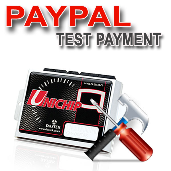 Test Paypal