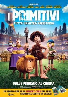 I Primitivi