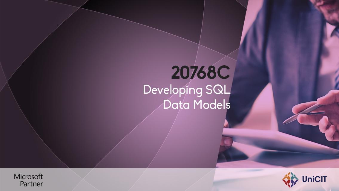 20768C - Developing SQL Data Models