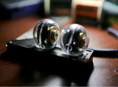 nanodots gyro - fidget spinner - juegos de moda - tendencia- millennials - unicornia dreams - Nanodots Gyro Duo Desk Toy - mejores juegos - juego divertido - atraccion magnetica - regalar juego