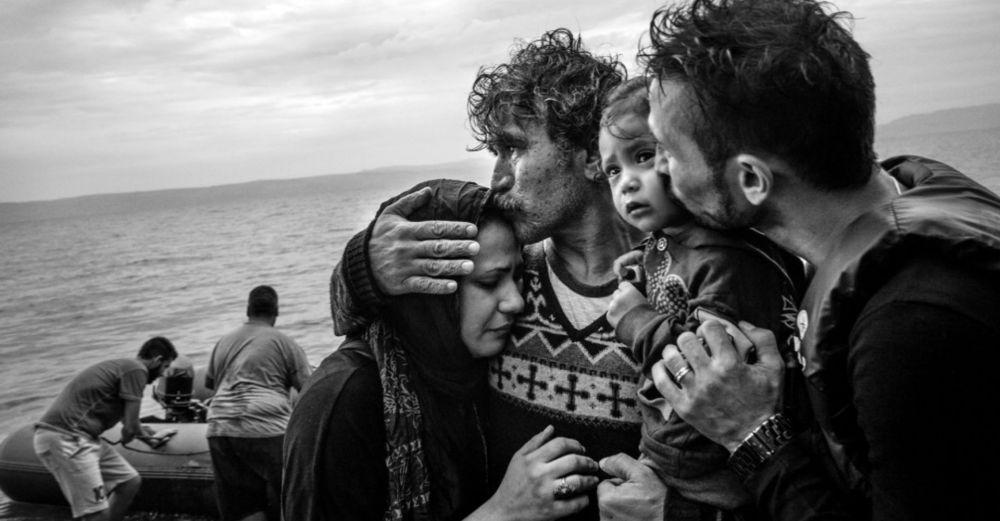 refugiados - foto fabio buccarelli - integración refugiados