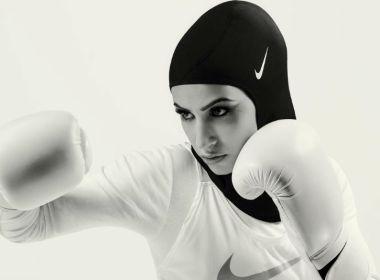 nike pro hijab - hijab mujeres - unicornia dreams - deportistas musulmanas