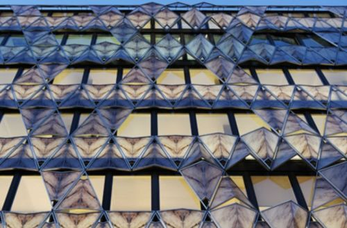 origami arquitectura - unicornia dreams - arte origami - arquitectura y diseño