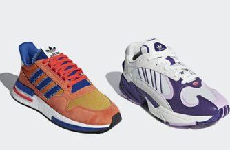adidas dragon ball - unicornia dreams - adidas x dragon ball z - sneakers moda - zapatillas moda - adidas sneakers - fashionista - fashion
