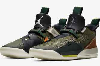 travis scott - air jordan 33 - unicornia dreams - sneakers news - innovacion sneakers - zapatillas - moda - millennials