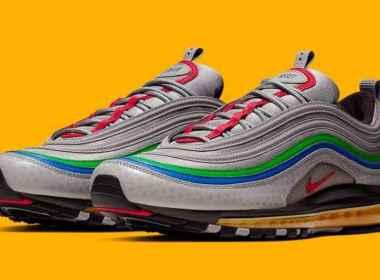 Nintendo 64 - Nike Air Max 97 - nike zapatillas nuevas - sneakers 2019 - consola nintendo 64 - diseño sneakers - zapatillas 2019