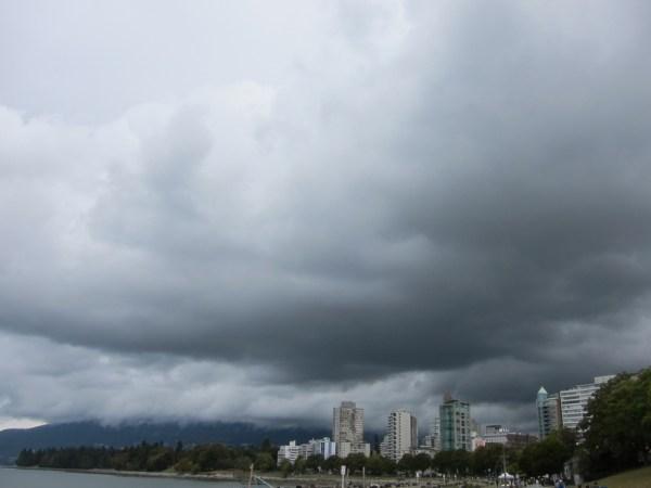 10 stormy skies
