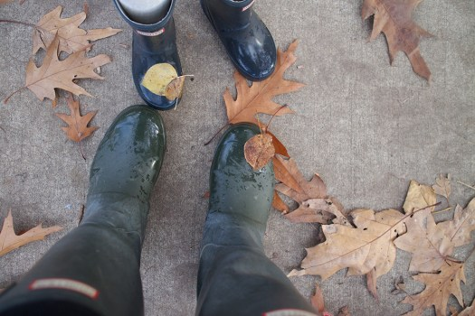 08 leafy boots