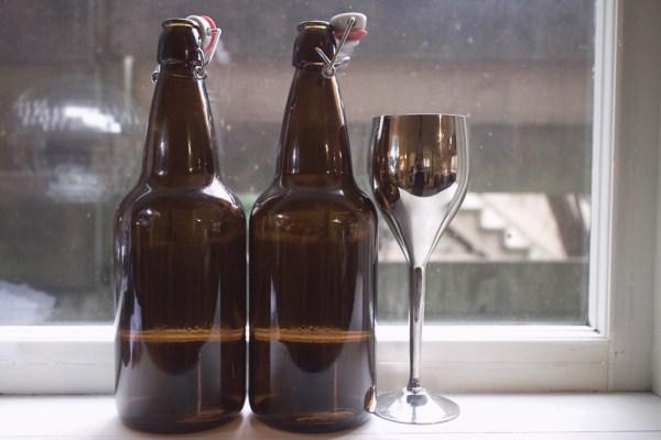 06 bottles and goblet