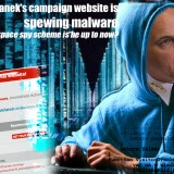 Hennepin County Sheriff Stanek's Campaign Website Attempts Malware Attacks on Visitors