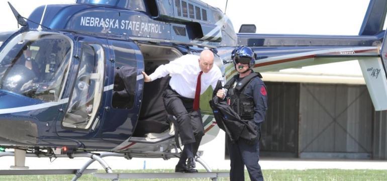 Nebraska Supplied State Troopers, Surveillance Aircraft to North Dakota Under EMAC