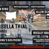 Scarsella Trial – Part Three: Jury Sees Videos Around Mass Shooting
