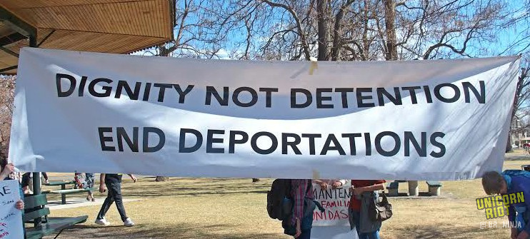 Indonesian Undocumented Immigrant Detained at ICE Check-In