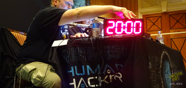 Social Engineers Spoof Corporate Security at DEFCON 25 Hacking CTF