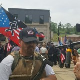 Anti-Racist Mobilizations Oppose Neo-Nazis in Middle Tennessee