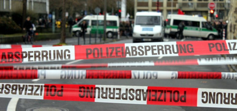 Bomb Explodes at Hamburg Transit Station, Neo-Nazi Arrested