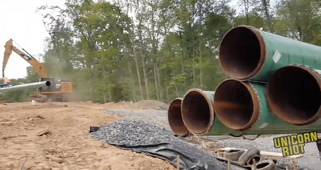 Pennsylvania Halts Construction of Mariner East 2 Pipeline
