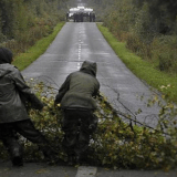 ZAD Battles Thousands of Police During Attempted Eviction of Autonomous Zone in France
