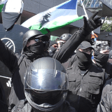 Portland Police Attack Antifascists, Defend Outnumbered Hate Rally