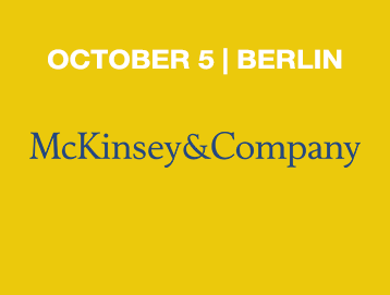 Get-together @ McKinsey