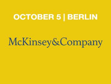 Get-together @ McKinsey