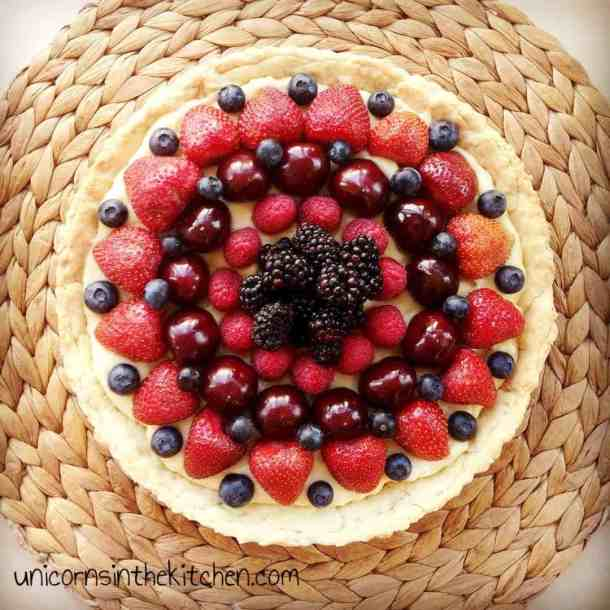 Berry Tart header