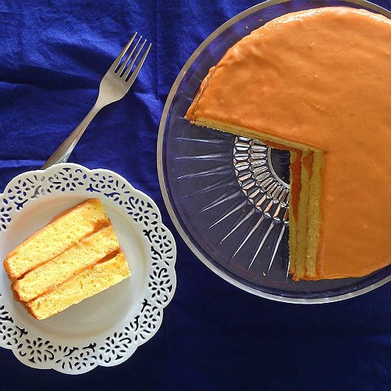 The best ever southern caramel cake is definitely worth making and eating because every bite puts the heaven in your mouth, happiness in your tummy and a smile on your face!