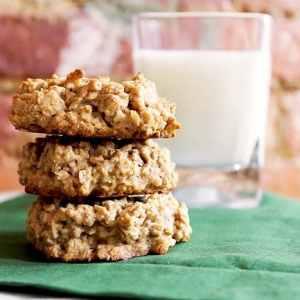 The Best Oatmeal Walnut Cookies
