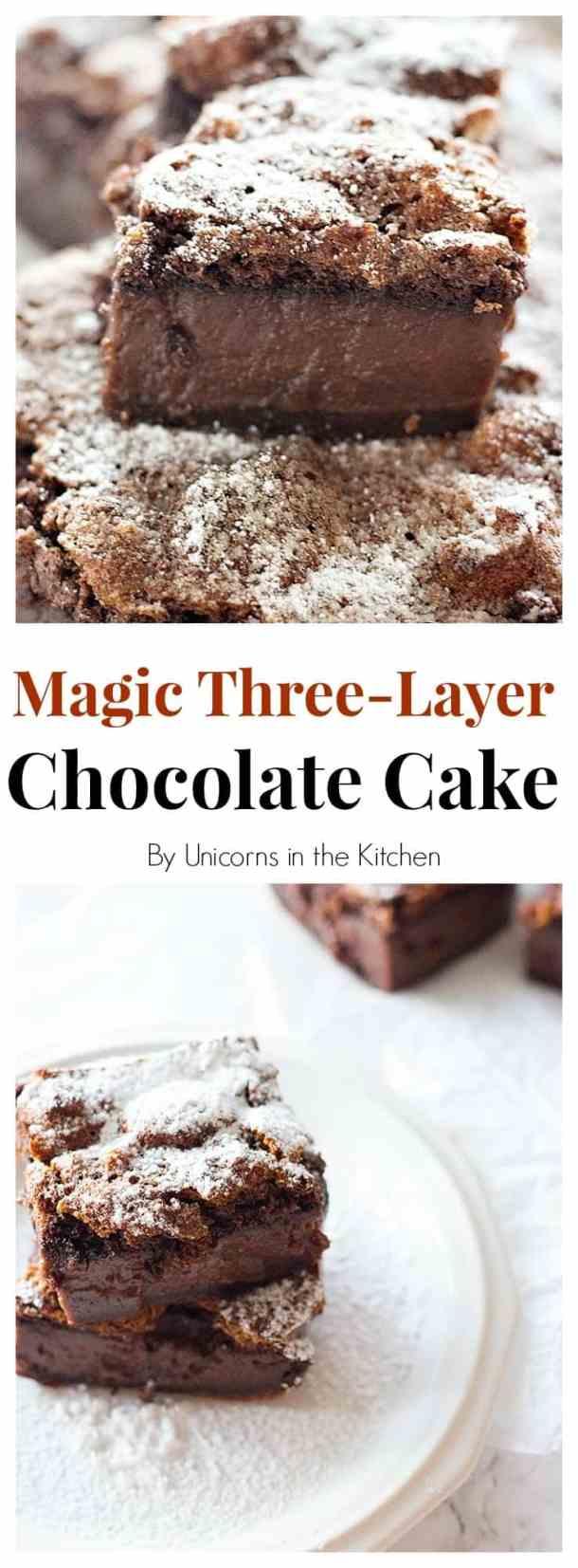 Molten Lava Cake Using Cocoa Powder