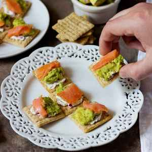 Salmon Avocado Bites – Salmon Avocuit