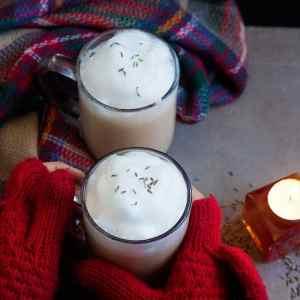 London Fog Tea Latte Drink