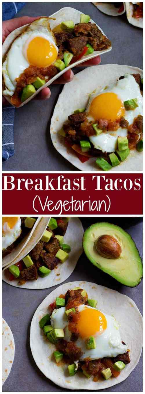 Breakfast Tacos Recipe | Breakfast Tacos Healthy | Breakfast Tacos Easy | Breakfast Tacos Vegetarian