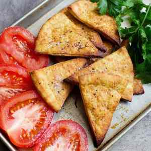 Homemade Pita Chips Recipe