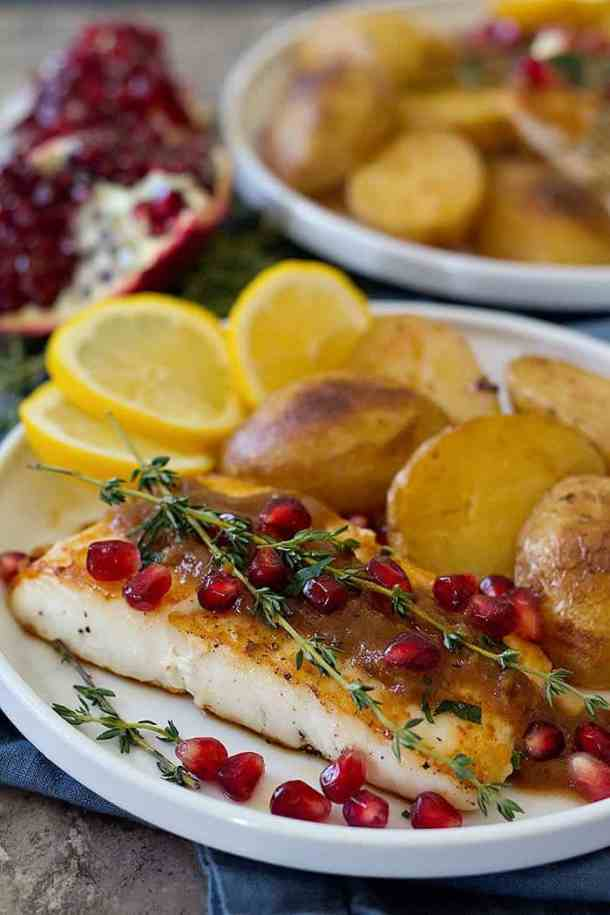 Pan seared Alaska halibut with tamarind sauce is a flavorful dish that you can make quickly. Learn how to make pan-seared Alaska halibut and serve it with a delicious sauce.