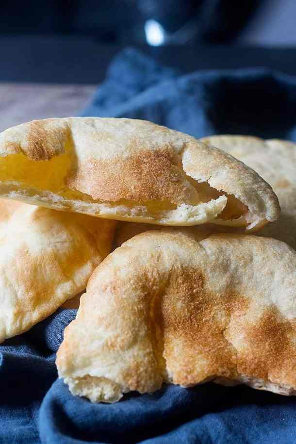 Try homemade pita bread and you'll never go back to store-bought. Learn how to make pita bread at home and serve it with your favorite food.