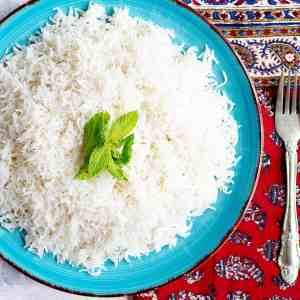 Instant Pot White Rice Recipe