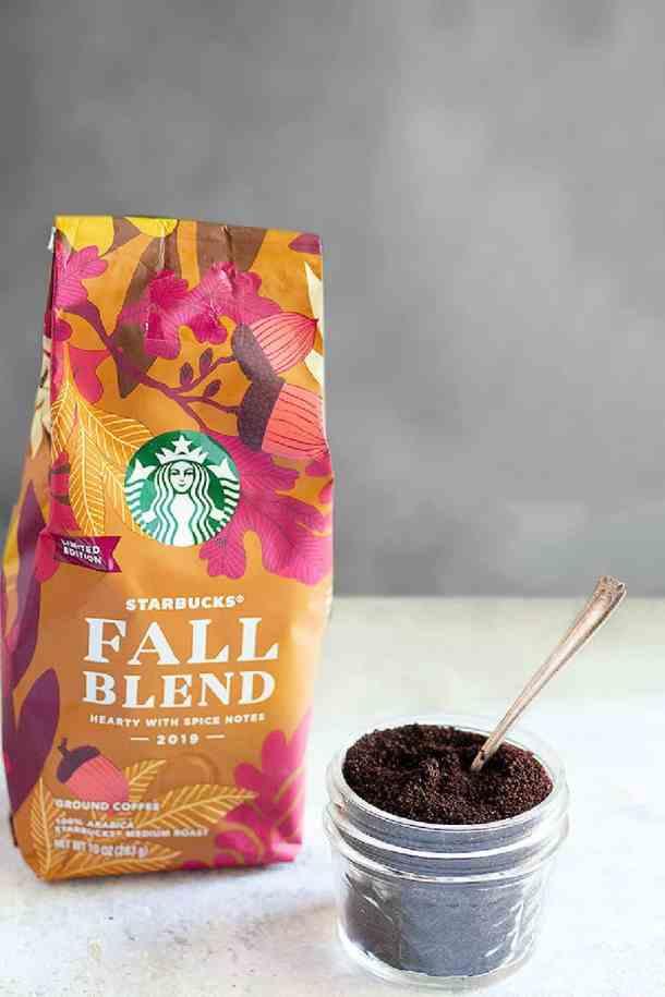starbucks fall blend coffee