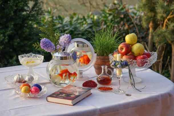 5 reasons to celebrate Nowruz even if you're not Iranian.